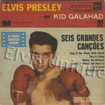 Seis Grandes Cancoes (Kid Galahad) Image