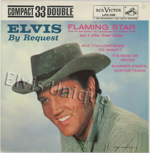 Elvis By Request Image