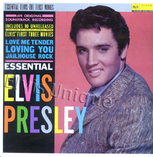 Essential Elvis - The First Movies Image