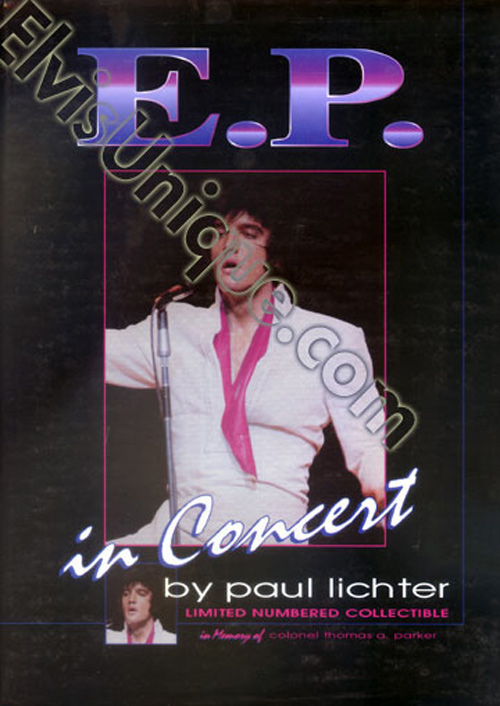 EP In Concert by Paul Lichter Image