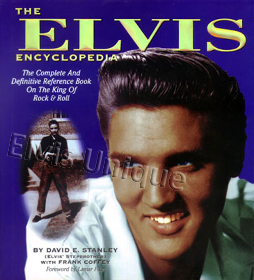 The Elvis Encyclopedia by David Stanley Image