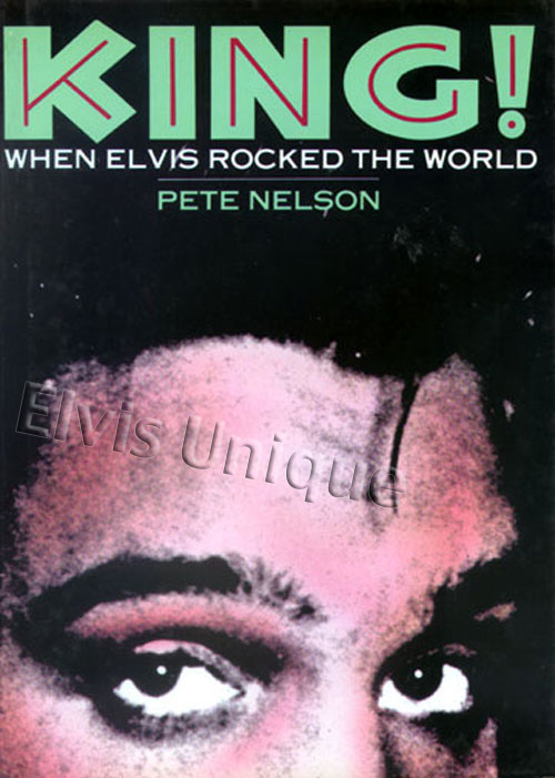 King - When Elvis Rocked The World Image