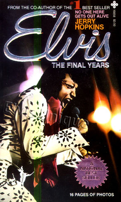 Elvis The Final Years Image