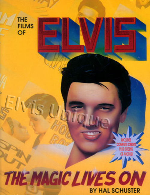 Elvis The Magic Lives On Image