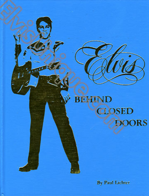 Elvis Behind Closed Doors By Paul Lichter Image