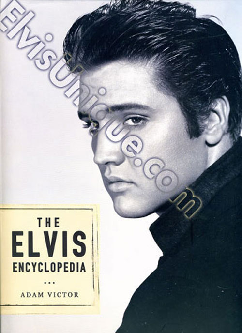 Elvis Encyclopedia - The Book Event Of The Century Image