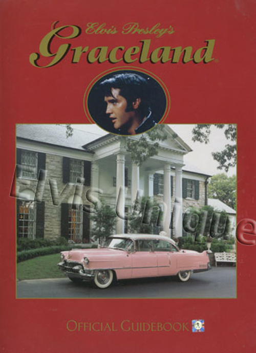 Elvis Presley's Graceland Official Guide Book Image
