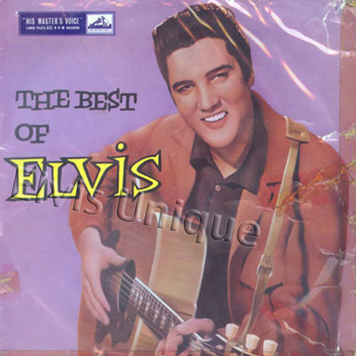 The Best Of Elvis Image