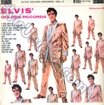 Elvis' Golden Records Vol. 2 Image