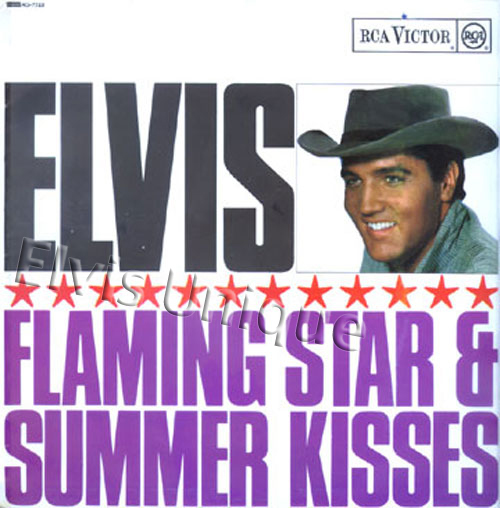 Flaming Star & Summer Kisses Image