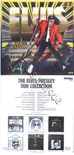 The Elvis Presley Sun Collection Image