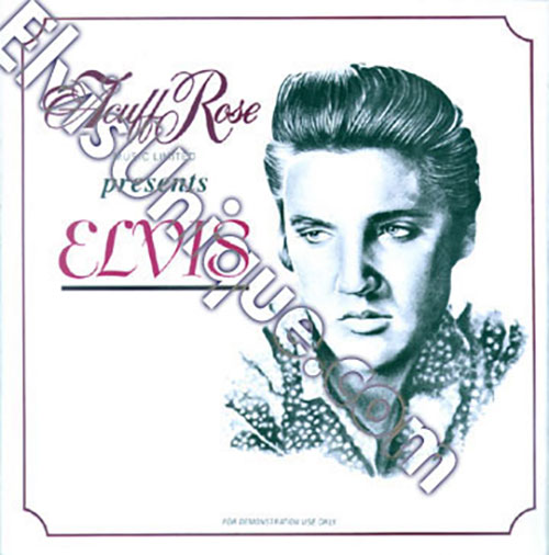 Acuff Rose Music Limited Presents Elvis Presley Britain LP Image