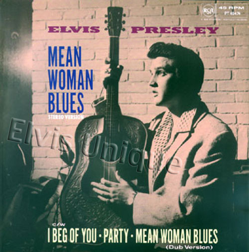 Mean Woman Blues Image