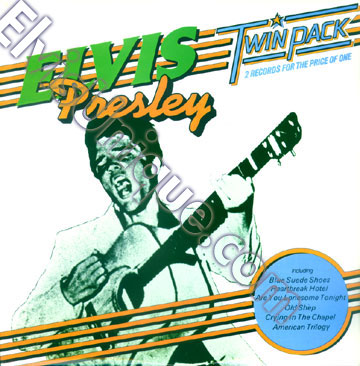 Elvis Presley Twin Pack Image