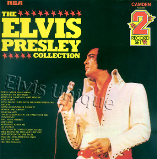 The Elvis Presley Collection Vol. 1 Image