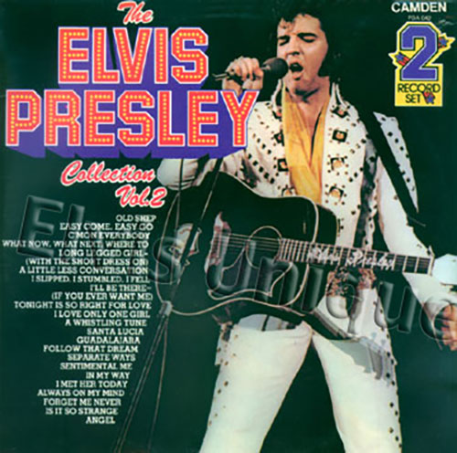 The Elvis Presley Collection Vol. 2 Image