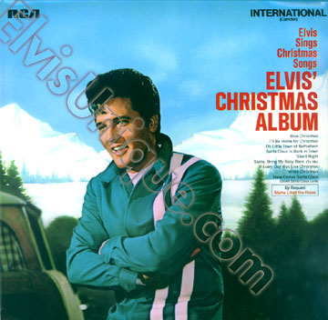 Elvis' Christmas Album Image