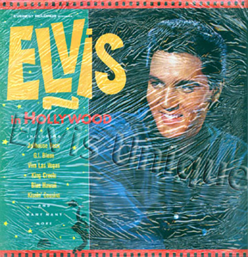 Elvis In Hollywood Image