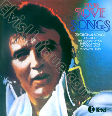 Elvis Love Songs Image