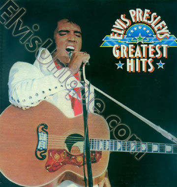 Reader's Digest Presents Elvis Presley's Greatest Hits Image