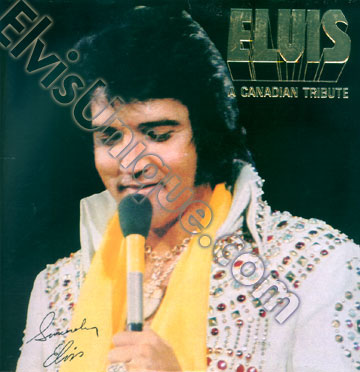 Elvis A Canadian Tribute Image