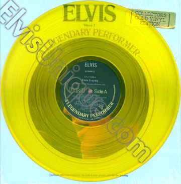 Elvis A Legendary Performer Vol. 2 Image