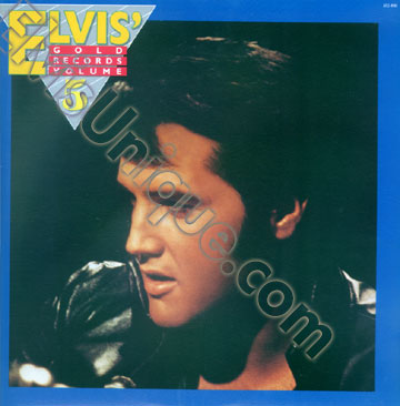 Elvis' Gold Records Vol. 5 Image