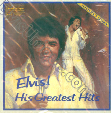 Reader's Digest Presents Elvis' Greatest Hits A Collectors Edition Image