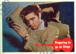 Bubble Gum Card ©1956 #45 Image
