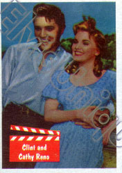 Bubble Gum Card ©1956 #47 Image