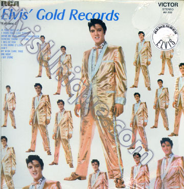 Elvis' Gold Records Vol. 2 Image