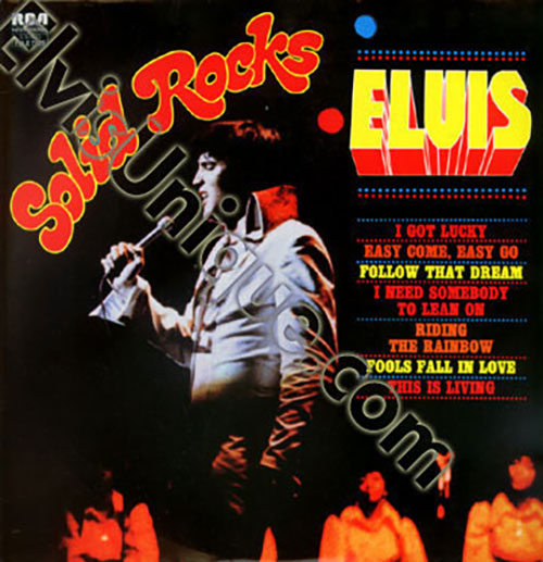 Solid Rocks Mint French Double LP Image