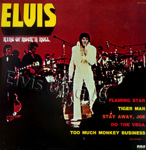 Elvis King Of Rock 'n Roll Image