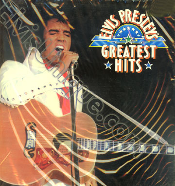 Elvis Presley's Greatest Hits Image