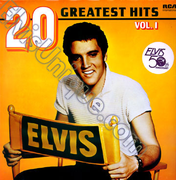 20 Greatest Hits Vol. 1 Image