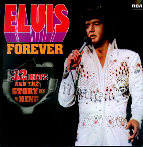 Elvis Forever 32 Hits & The Story Of A King Image