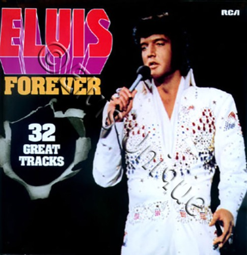 Elvis Forever 32 Great Tracks Image