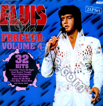 Elvis Forever Vol. 4 32 Hits Image