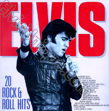 Elvis 20 Rock 'n Roll Hits Image