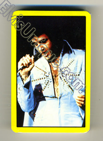 Playing Cards (Color) - Elvis A Legendary Performer Image